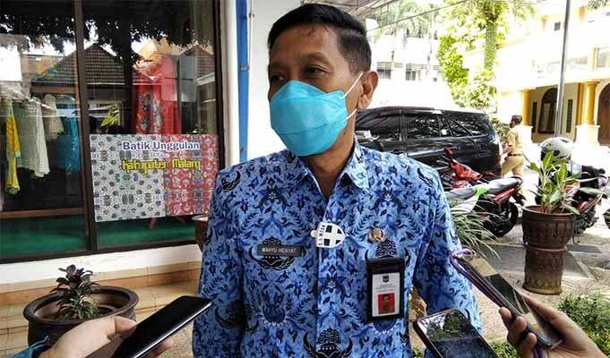 Sekretaris Daerah (Sekda) Kabupaten Malang, Wahyu Hidayat