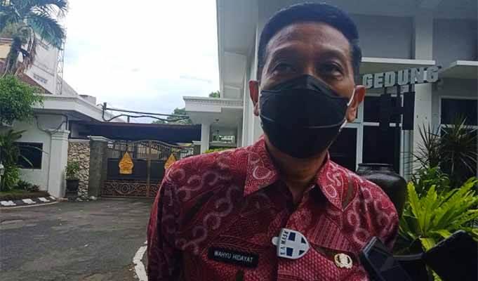 Sekwilda Kabupaten Malang, Wahyu Hidayat.