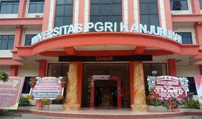 Universitas PGRI Kanjuruhan.