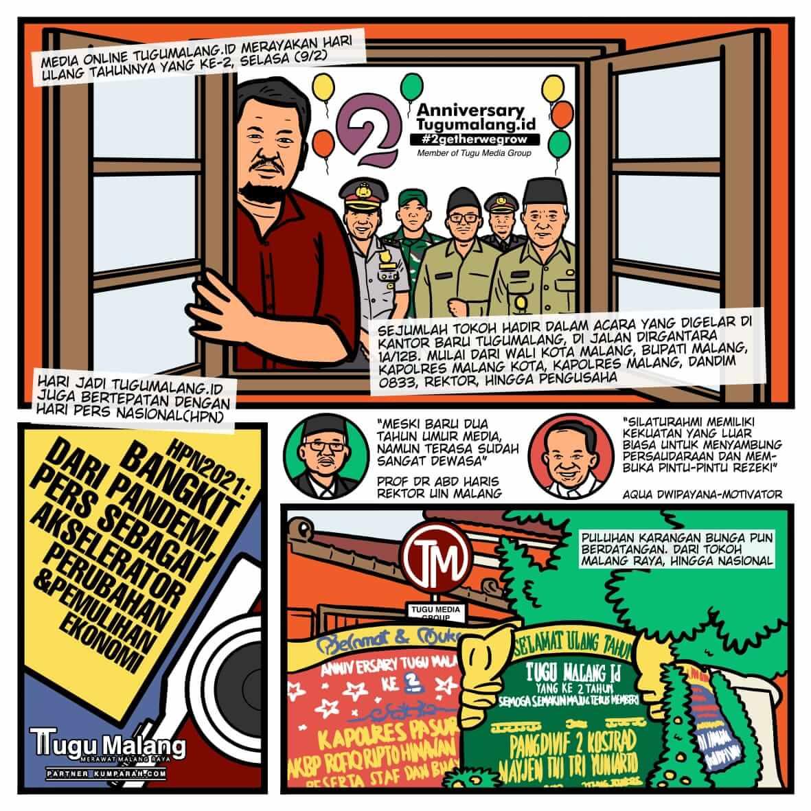 Tugu Media Group Komik