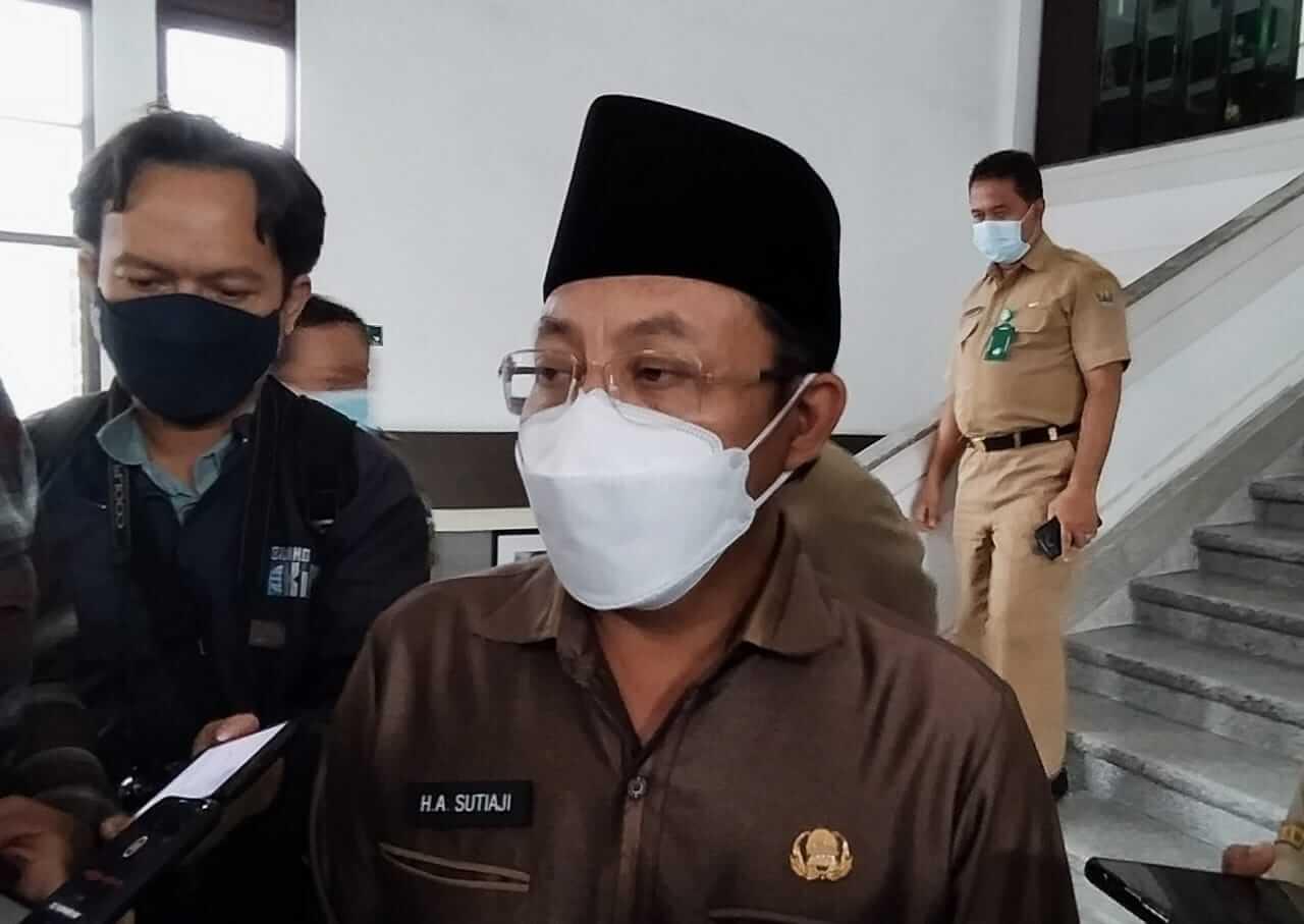 Wali Kota Malang Sutiaji. Foto : Azmy.
