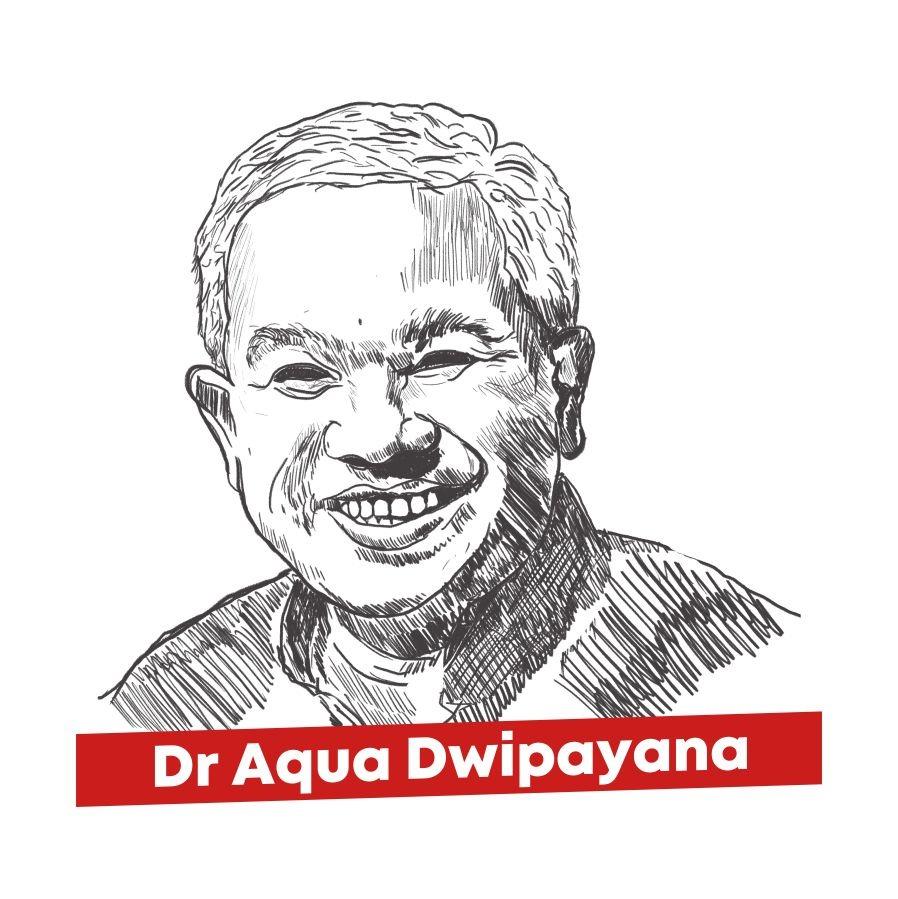 Catatan Aqua Dwipayana