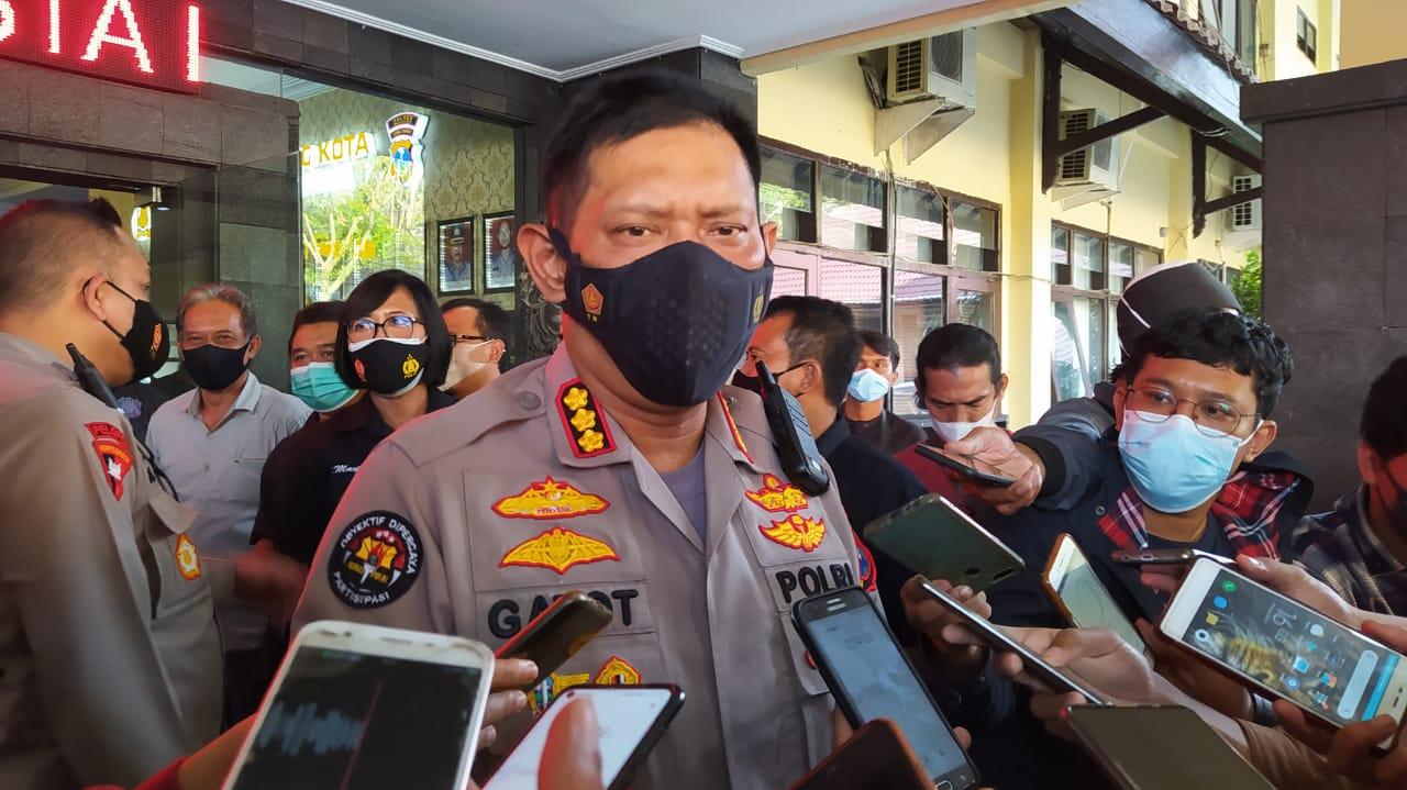 Kepala Bidang (Kabid) Humas Polda Jatim Kombes Pol Gatot Repli Handoko. Foto : Azmy