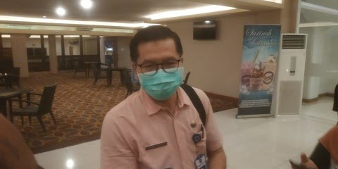 Kepala Dinas Kesehatan Kota Malang, Husnul Muarif. (Foto Azmy)