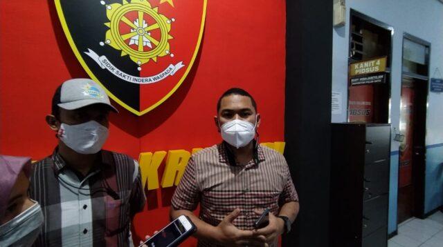 Kasatreskrim Polresta Malang Kota, Kompol Tinton Yudha Riambodo dihubungi awak media.