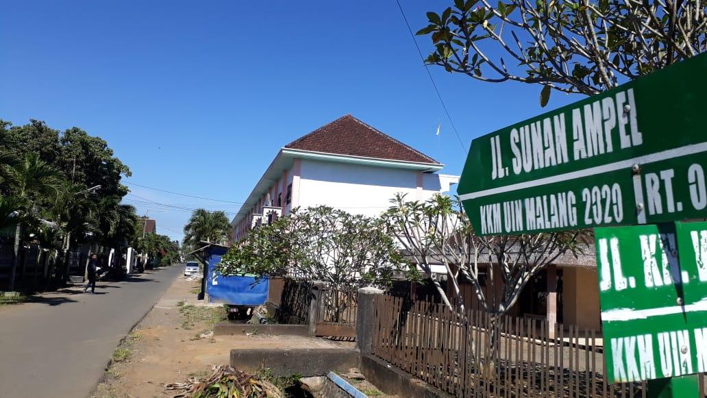 Suasana lingkungan Desa Putukrejo, Kecamatan Gondanglegi.