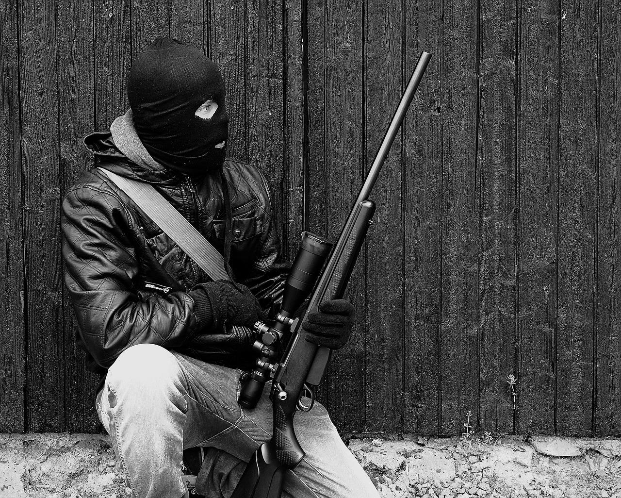 Ilustrasi Terorisme. Foto: Pixabay.
