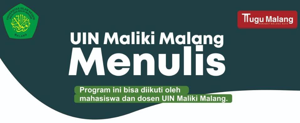 UIN Maliki Malang Menulis