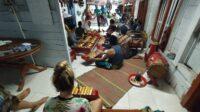 Latihan kelompok seni jaranan Turonggo Satrio Budaya Malang. Foto: Rizal.