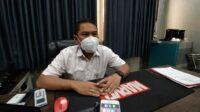 Kasatreskrim Polresta Malang Kota, Kompol Tinton Yudha Riambodo. Foto/Azmy.